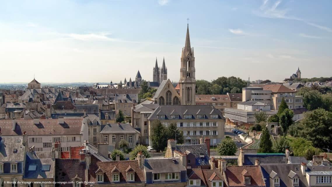 séjour à Caen